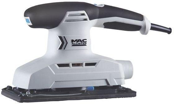Szlifierka oscylacyjna MacAllister 1/2 300 W
