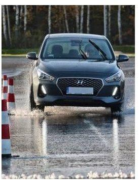 Szkolenie z bezpiecznej jazdy  Poznań