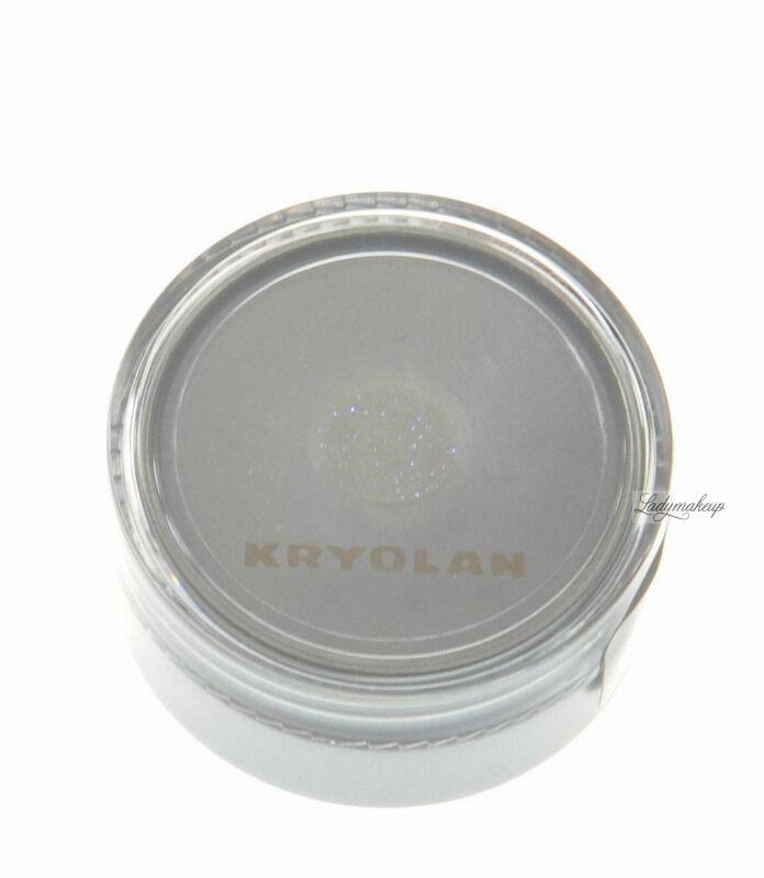 KRYOLAN - Drobny Brokat Do Ciała 25/200 - ART. 2901/03 - PEARL LILAC