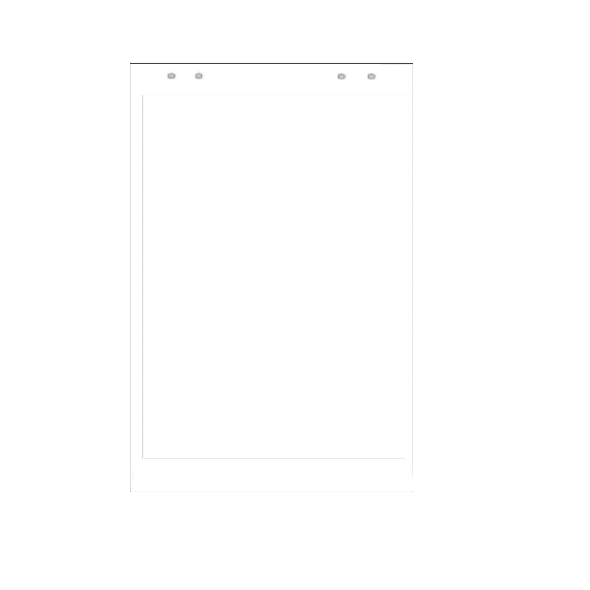 Blok flipchart 64x100/20 gładki Interdruk
