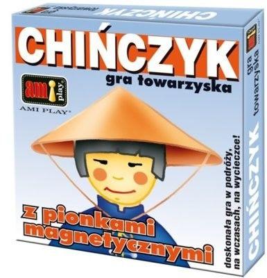 Gra Chinczyk Magnetyczny KUKURYKU 0307