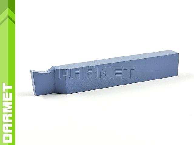 Nóż tokarski przecinak lewy ze stali szybkotnącej NNPc ISO7, wielkość 1208 (SK5)