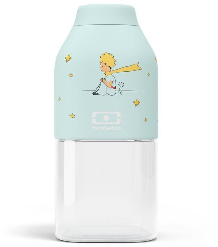 MB Positive S 330 ml butelka bidon sportowy Monbento - the Little Prince planet - the Little Prince planet