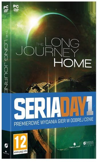 The Long Journey Home PC ZAKŁADKA DO KSIĄŻEK GRATIS DO KAŻDEGO ZAMÓWIENIA