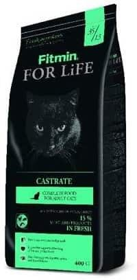 FITMIN - Cat for life castrate 1,8kg