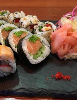 Voucher do restauracji z kuchnią japońską  Koszalin