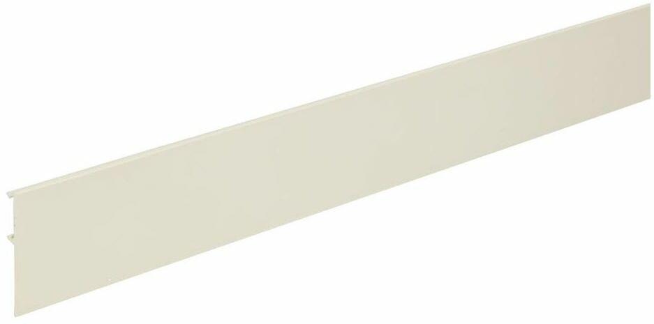 Osłona szyny sufitowej 500 cm biała 50 mm Inspire
