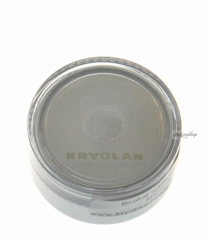 KRYOLAN - Drobny Brokat Do Ciała 25/200 - ART. 2901/03 - PEARL WHITE