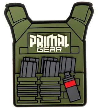 Naszywka Primal Gear Vest (MPR-30-025604) G