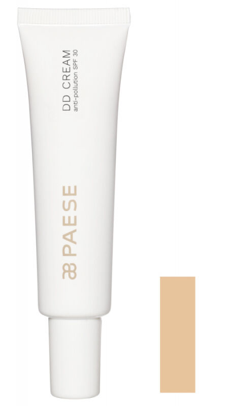 Paese - DD Cream - Pielęgnacyjny krem koloryzujący DD - 2W - BEIGE