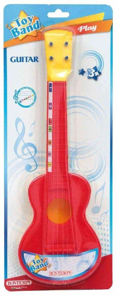 Bontempi 20 4042 klasyczna gitara z 4 nylonowymi strunami