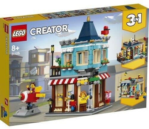 LEGO - CREATOR - SKLEP Z ZABAWKAMI - 31105