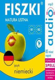 FISZKI audio j. niemiecki Matura ustna - Audiobook.