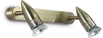 Kinkiet ALFA AP2 BRUNITO 119816 -Ideal Lux  Skorzystaj z kuponu -10% -KOD: OKAZJA