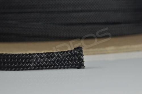 "Oplot nylonowy Techflex Nylon Multifilament 9,5mm (3/8"") czarny"