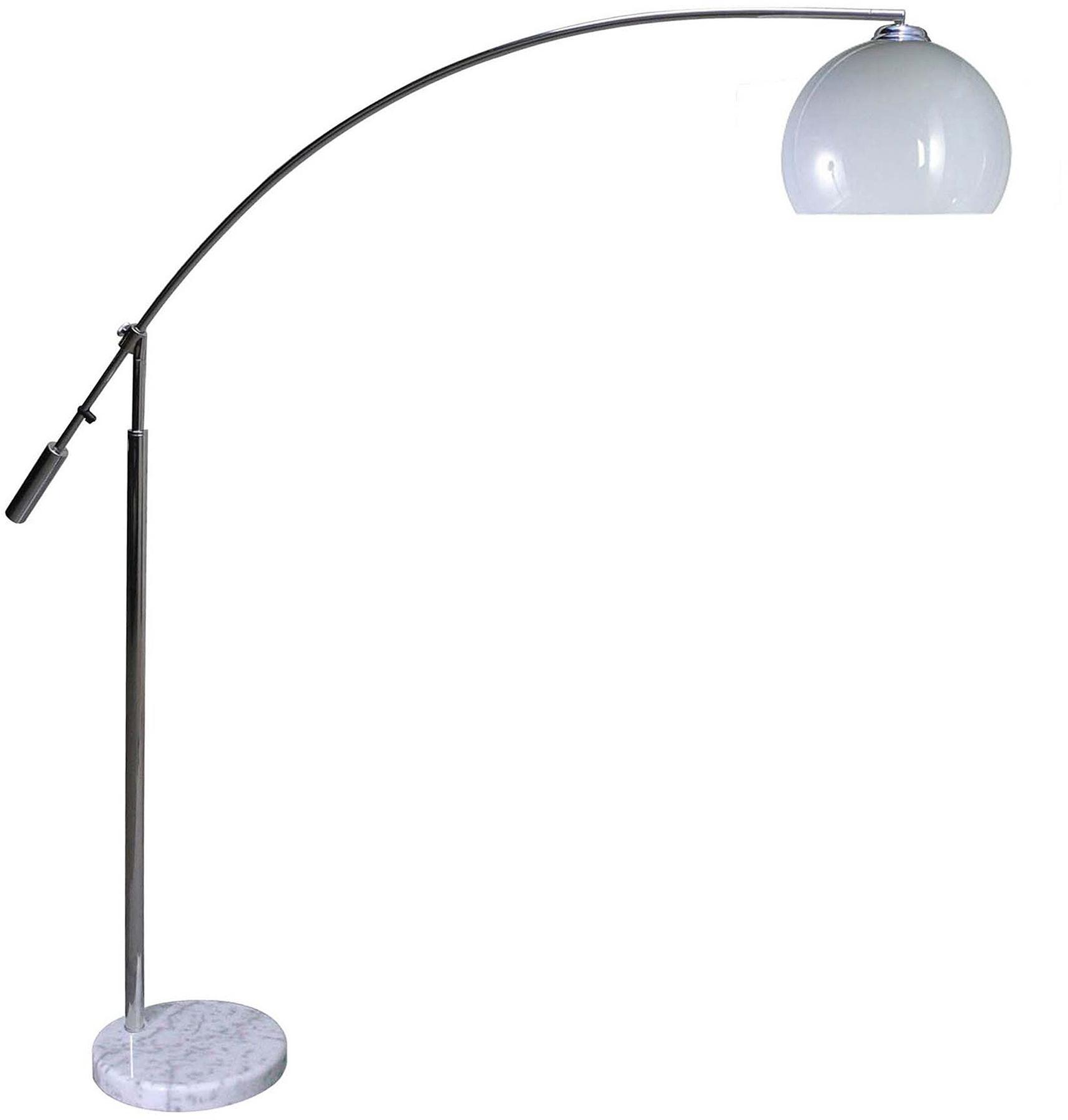 Zuma Line TS-061121F MADISON lampa podłogowa biała 1xE27 60W 30cm