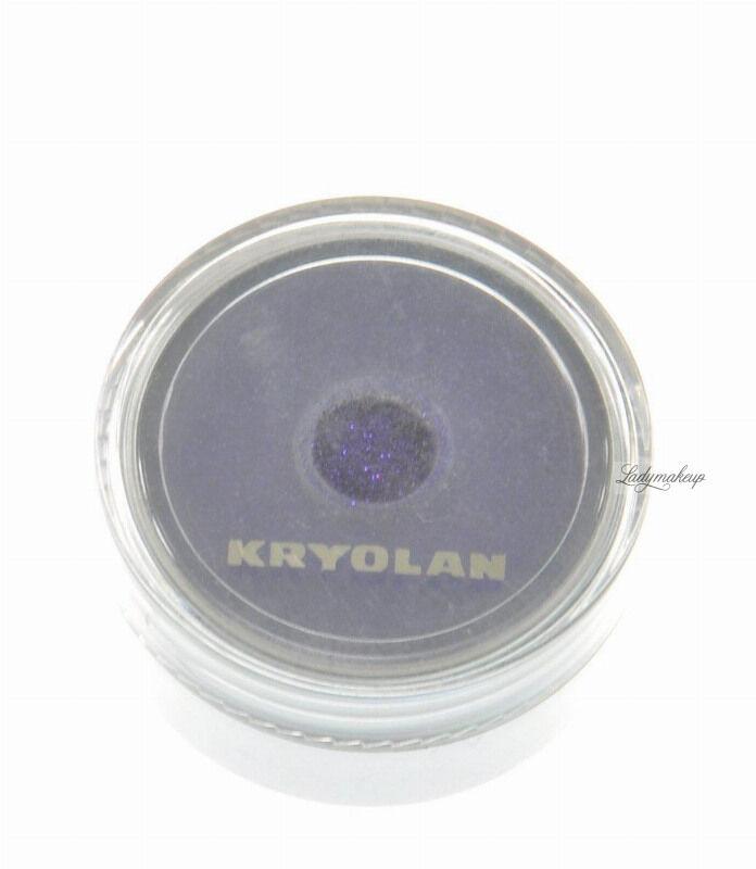 KRYOLAN - Drobny Brokat Do Ciała 25/200 - ART. 2901/03 - PURPLE