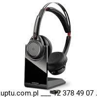 VOYAGER FOCUS UC B825-M  Bezprzewodowy zestaw słuchawkowy Bluetooth USB (202652-02)