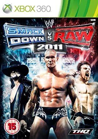 WWE Smackdown vs RAW 2011 X360