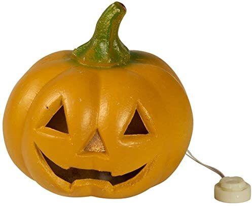 Dynia Halloween ze zintegrowaną diodą LED