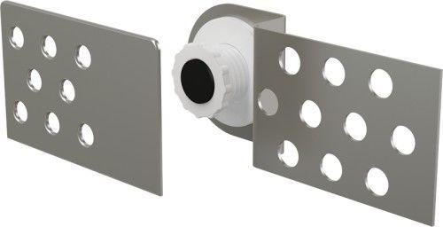 Drzwiczki rewizyjne magnetyczne 84x15x32mm (do płytek) regulowana wysokość