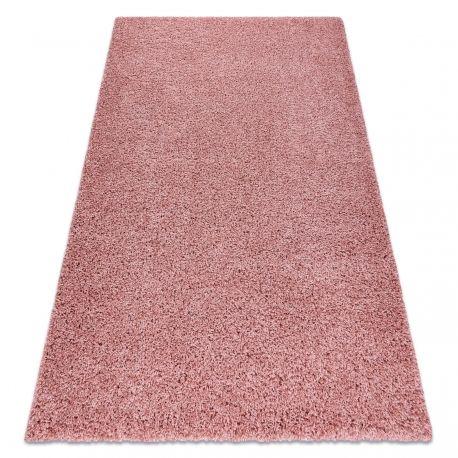 Dywan SOFFI shaggy 5cm różowy 60x100 cm