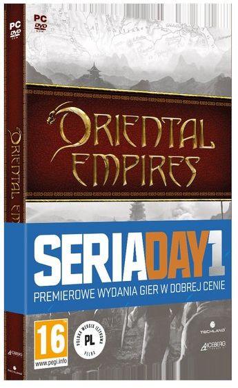 Oriental Empires PC ZAKŁADKA DO KSIĄŻEK GRATIS DO KAŻDEGO ZAMÓWIENIA