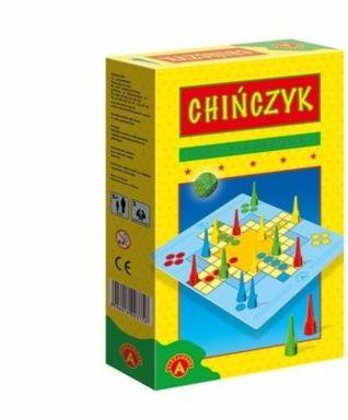 Gra Chińczyk Mini ALEXANDER 0388
