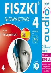 FISZKI audio j. hiszpański Słownictwo 4 - Audiobook.