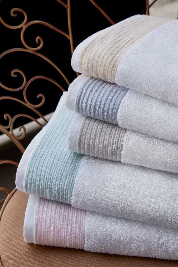 Ręcznik MOLLIS 50x100cm Żółty