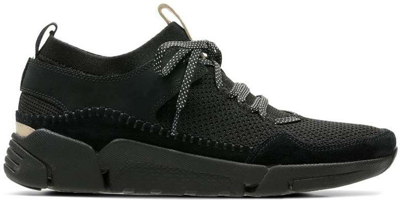 Męskie buty sportowe Clarks TriActive Up czarne261390517