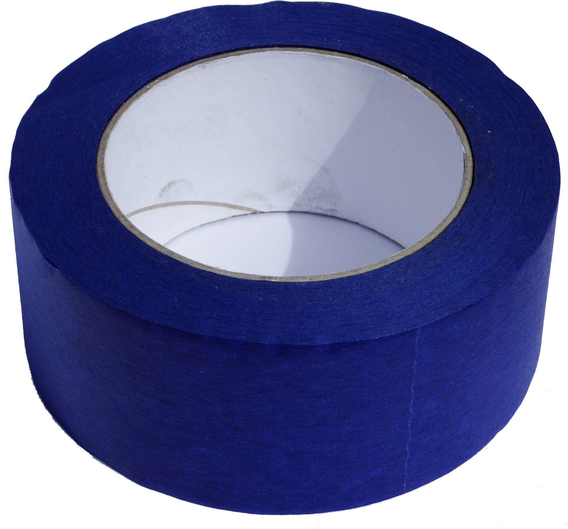 Taśma malarska niebieska 38mm x 50m