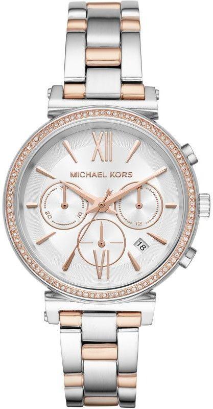 Zegarek Michael Kors MK6558 MINI BRADSHAW - CENA DO NEGOCJACJI - DOSTAWA DHL GRATIS, KUPUJ BEZ RYZYKA - 100 dni na zwrot, możliwość wygrawerowania dowolnego tekstu.