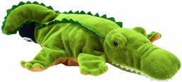 Beleduc 40129 - pacynka krokodyl, sprawdzona w przedszkolu