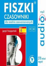 FISZKI audio j. hiszpański Czasowniki dla średnio zaawansowanych - Audiobook.