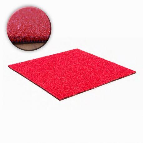 SZTUCZNA TRAWA SPRING czerwień gotowe wymiary 100x200 cm