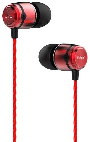 SoundMAGIC E50C Black-Red +9 sklepów - przyjdź przetestuj lub zamów online+