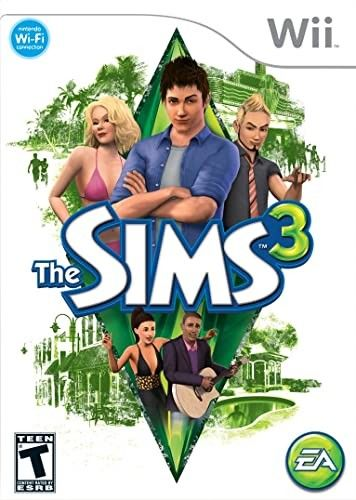 The Sims 3 Wii