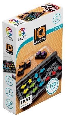 Smart Games IQ Arrows (PL) IUVI Games
