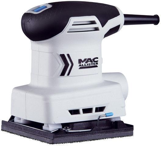 Szlifierka oscylacyjna MacAllister 1/4 220 W