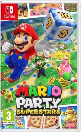 Mario Party Superstars NS
