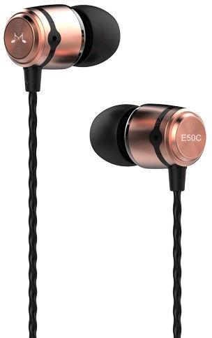 SoundMAGIC E50C Black-Gold +9 sklepów - przyjdź przetestuj lub zamów online+