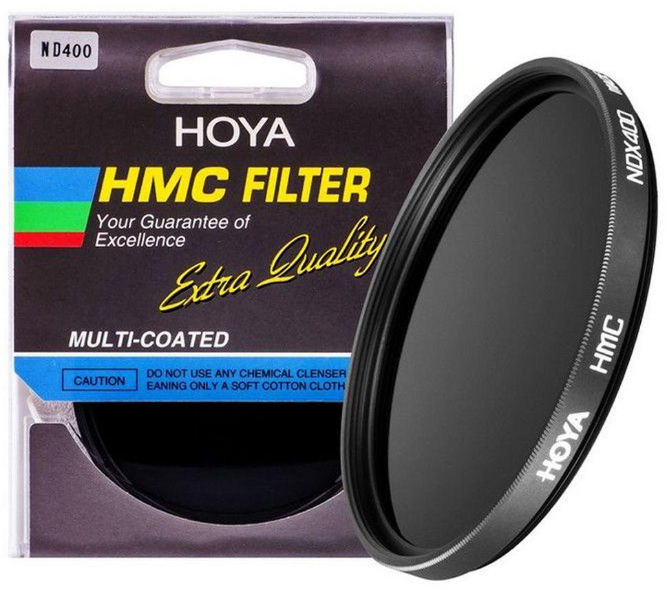 Filtr szary Hoya NDX400 HMC 58mm