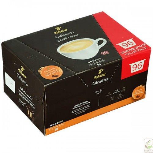 Tchibo Cafissimo Caffe Crema Vollmundig 96 kapsułe