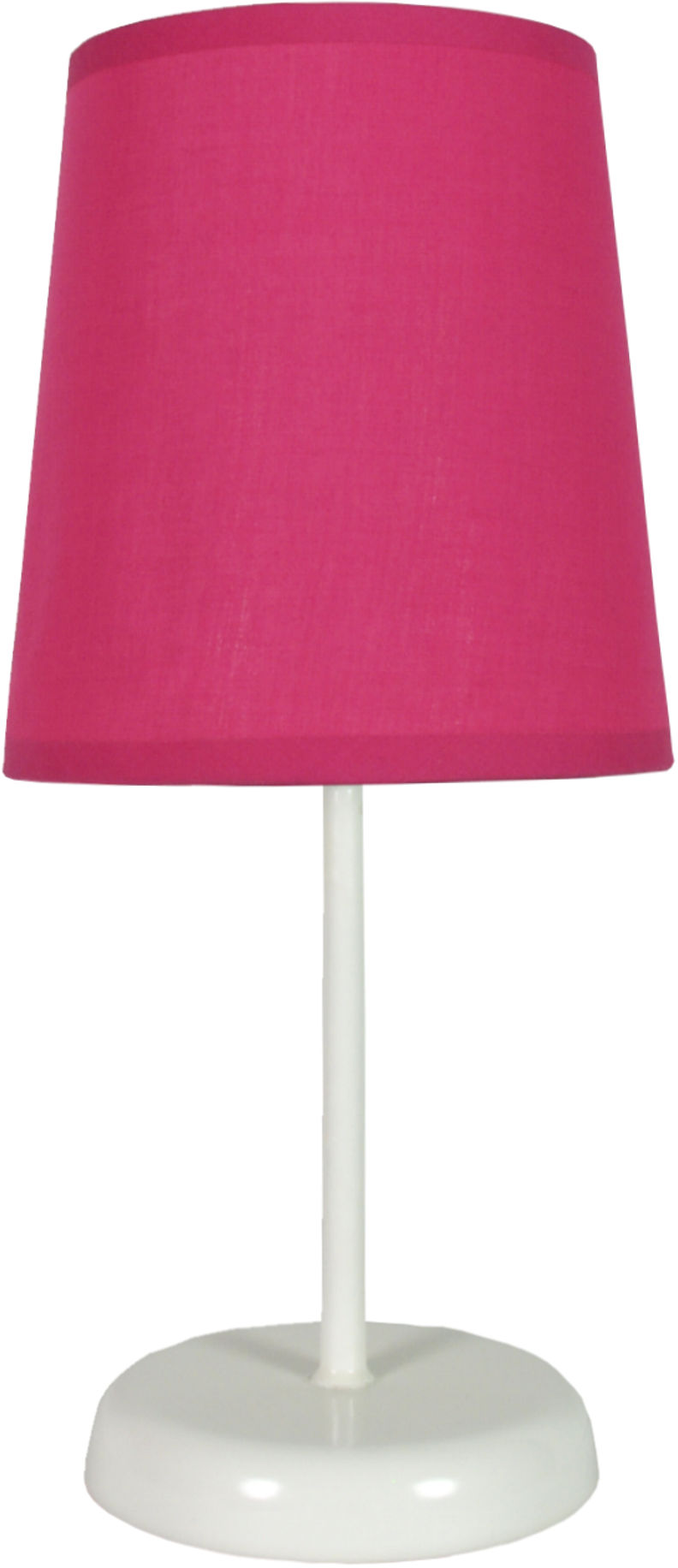 Candellux GALA 41-98415 lampa stołowa abażur fuksja 1X40W E14 14 cm