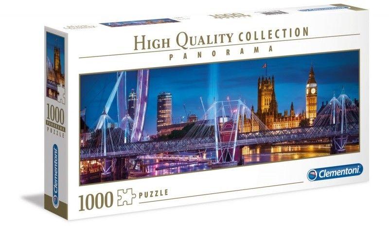 Puzzle Clementoni 1000 - Londyn, London (panorama)