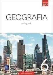 Geografia SP 6 Podr. WSiP - Agnieszka Lechowicz, Maciej Lechowicz, Piotr Stan