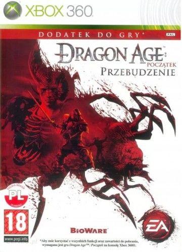 Dragon Age Przebudzenie X360 Używana