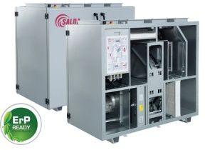 Rekuperator Salda RIRS 2500 VE EKO 3.0