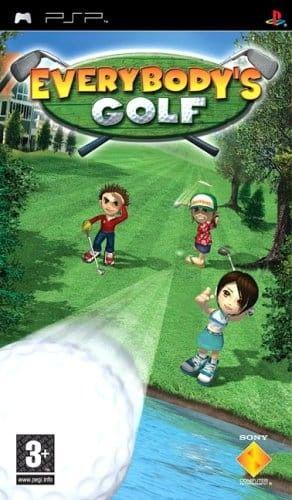 Everybody''s Golf PSP